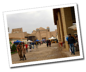 Khiva-local-markets