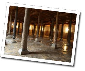mosque-khiva