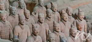 Terracotta Warriors and Horses, Xian