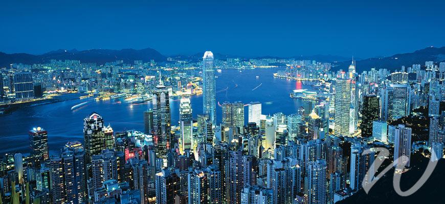 Hong Kong Skyline 48 Hours in Hong Kong