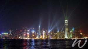 Visit Hong Kong and Symphony of Lights