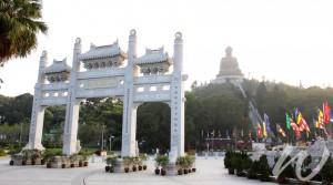 Visit Hong Kong Po Lin Monastery