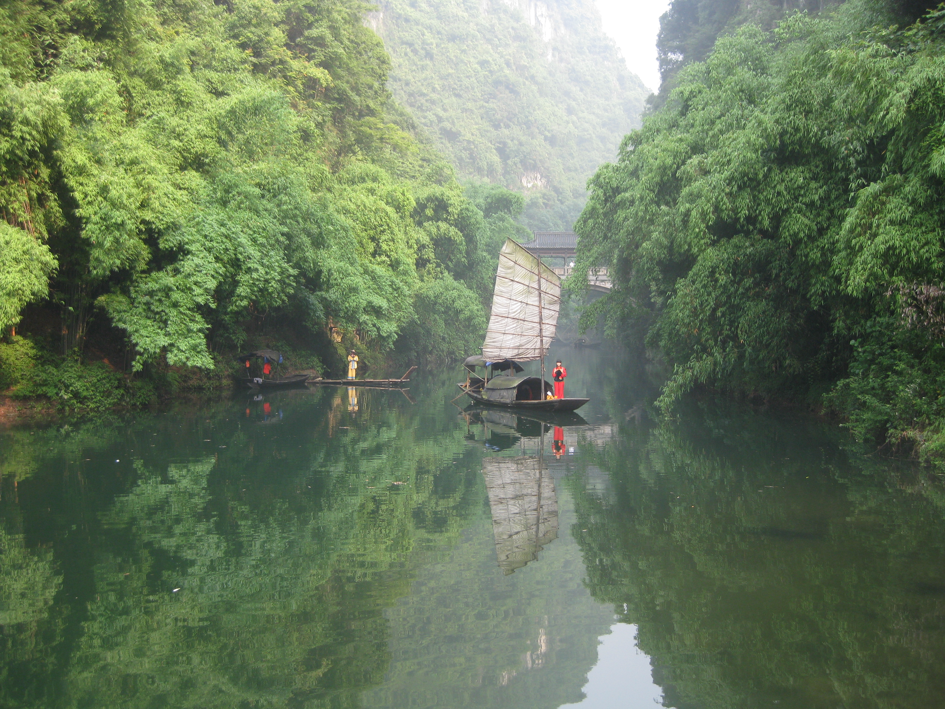 Exploring China's Yangtze River