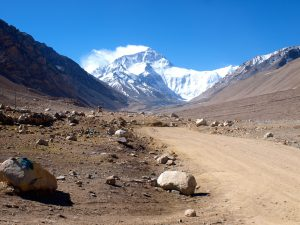 Mt. Everest Base Camp, adventures through the himalayas