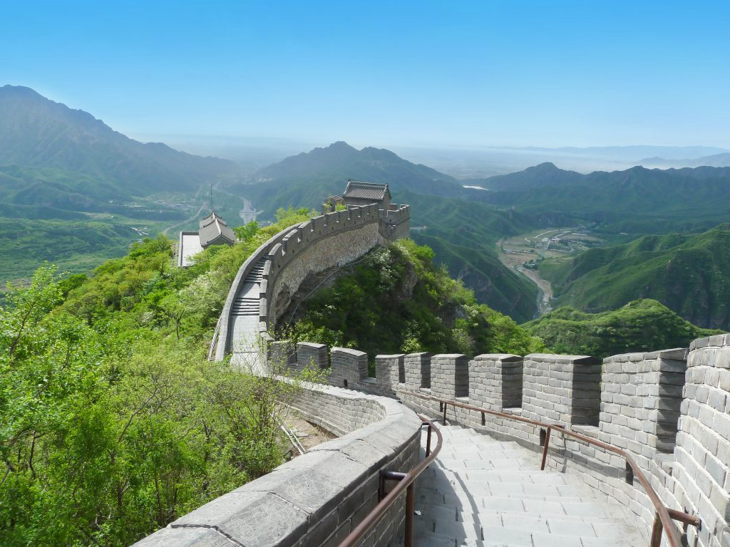 Great Wall of China, Beijing China!
