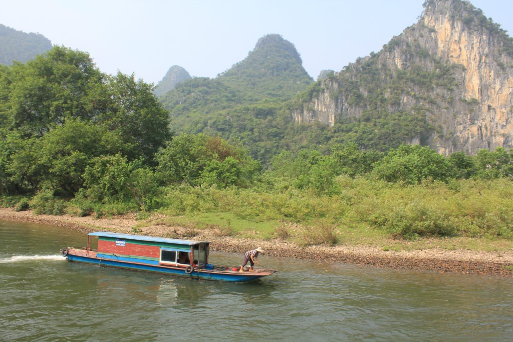 Li River in Guilin China!