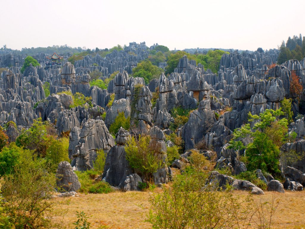 Stone Forest, Kunming China!