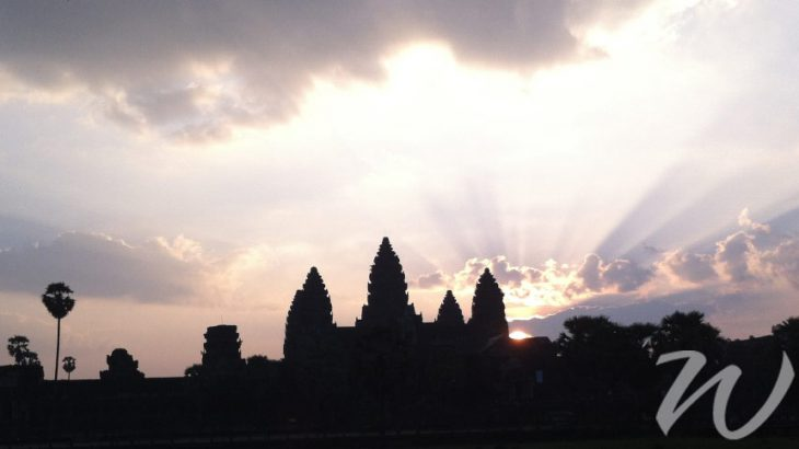 Angkor Wat, Siem Reap, Cambodia, a whirlwind visit through indochina