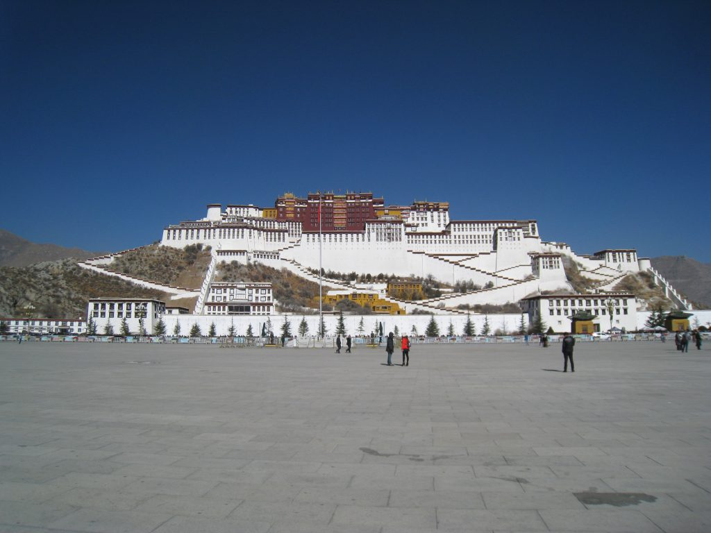 Potala Palace, Lhasa, 48 hours in lhasa