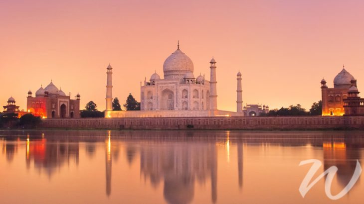 The Taj Mahal: Love's Greatest Monument