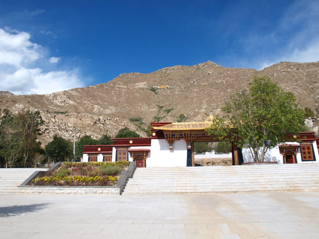 Sera Monastery Entrance, Lhasa, 48 hours in Lhasa