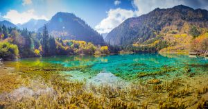 Jiuzhaigou Valley Scenic, Sichuan, China, Our top 10 places to journey to next...