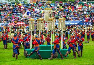 Naadam Festival, Ulanbataar
