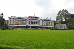 Reunification Palace, Saigon, 48 Hours in Saigon