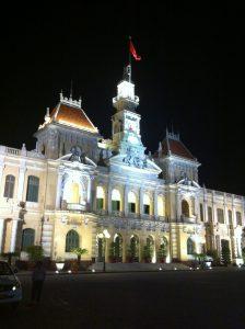 Saigon Government House, Saigon, 48 hours in Saigon