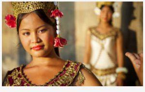 Aspara Dancer, Siem Reap