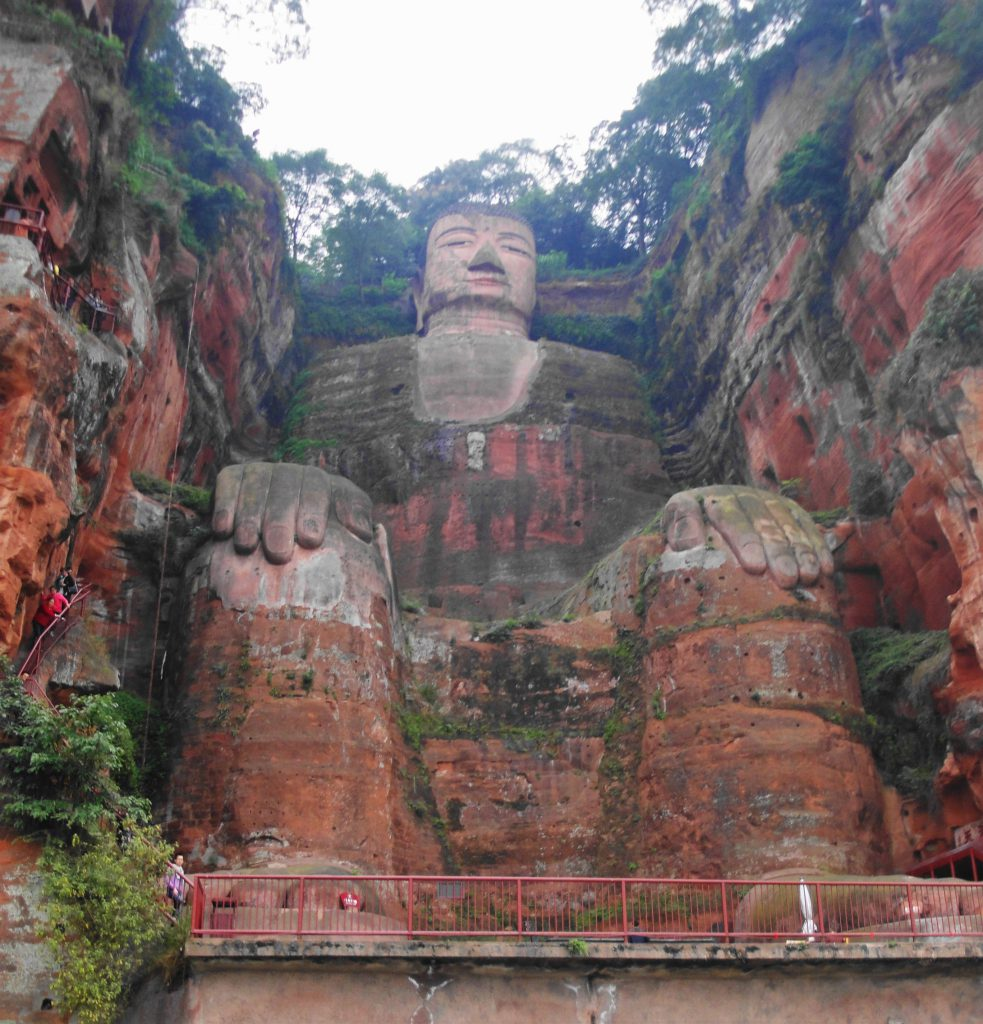 Grand Buddha, Leshan, Customer Corner: Jiuzhaigou National Park