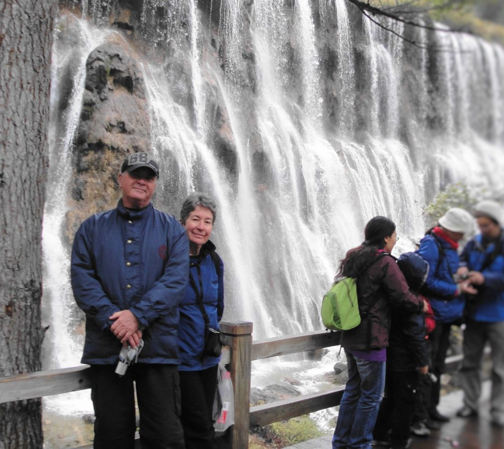 Mr Connors, Customer Corner: Jiuzhaigou National Park