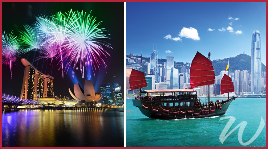 Hong Kong vs Singapore