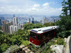 Victoria Peak Tram, Hong Kong, Hong Kong vs Singapore