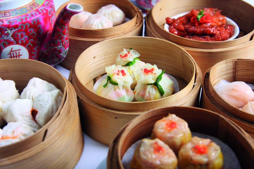 Dim Sum, Hong Kong, Hong Kong vs Singapore