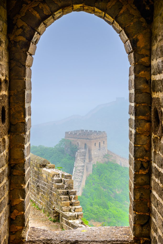 Jinshanling Section, Great Wall of China, Great Wall
