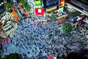 Tokyo Shibuya Crossing, 48 hours tokyo
