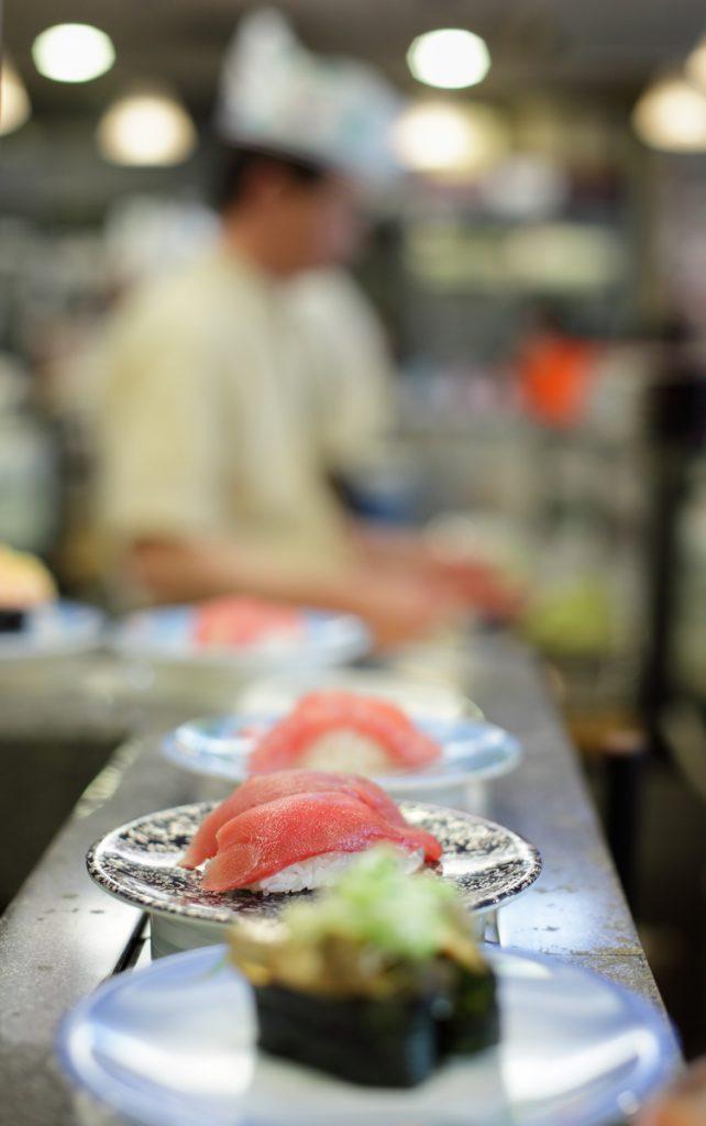 Sushi, 48 hours tokyo