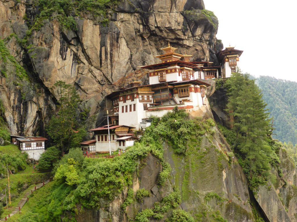 Tiger's Nest Paro, Bhutan, staff hotlist