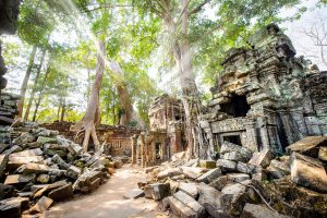 Temples of Angkor, Cambodia, multi-country tours