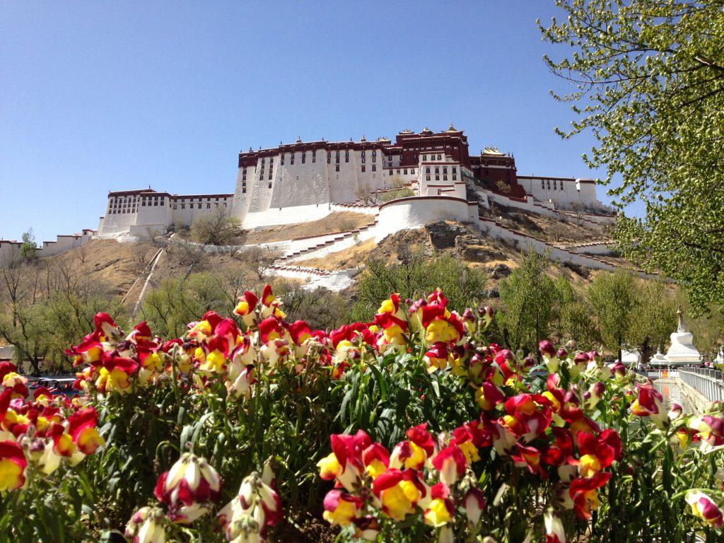 Potala Palace, Tibet, staff hotlist