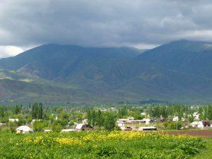 Chon Kemin Valley, Kyrgyzstan, multi-country tours