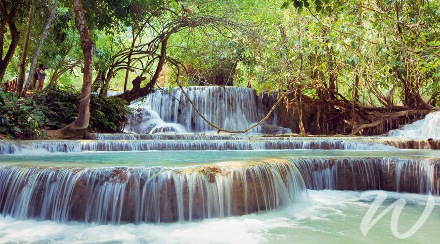 Kuang-si Falls, Laos, staff hotlist
