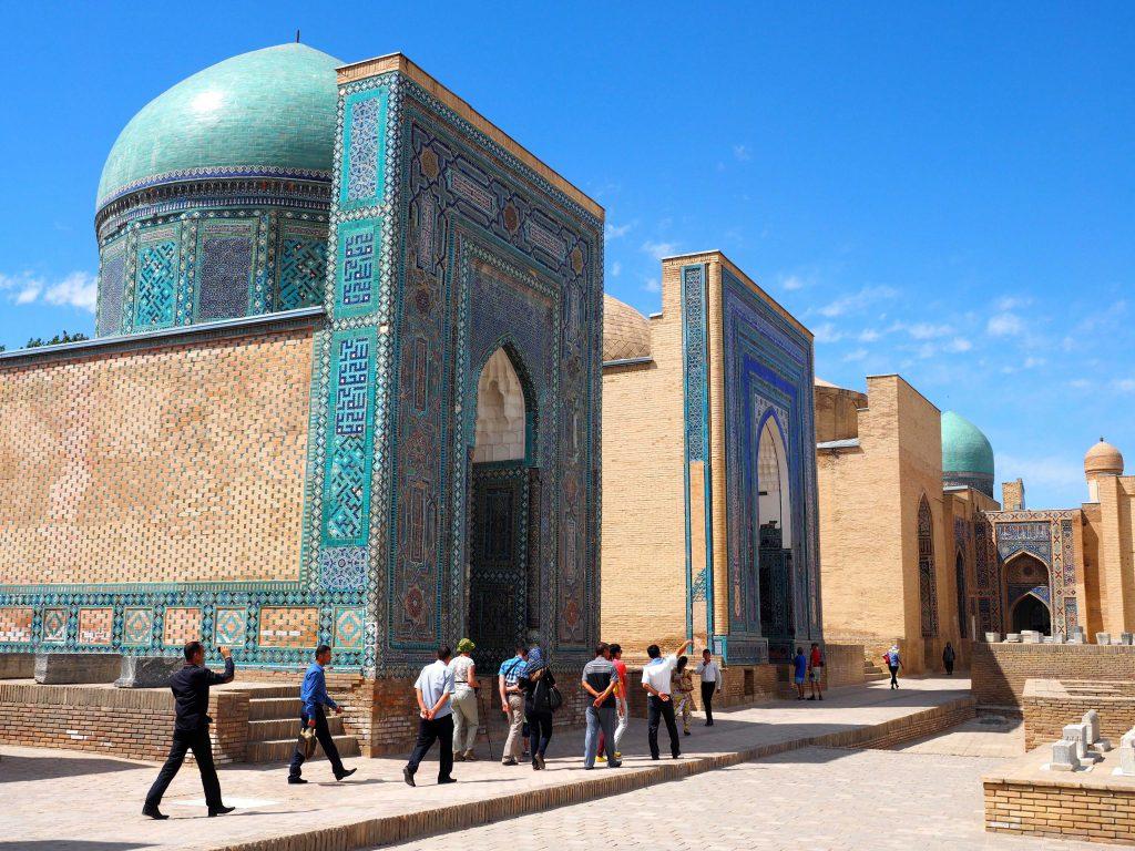 Samarkand, Uzbekistan, multi-country tours