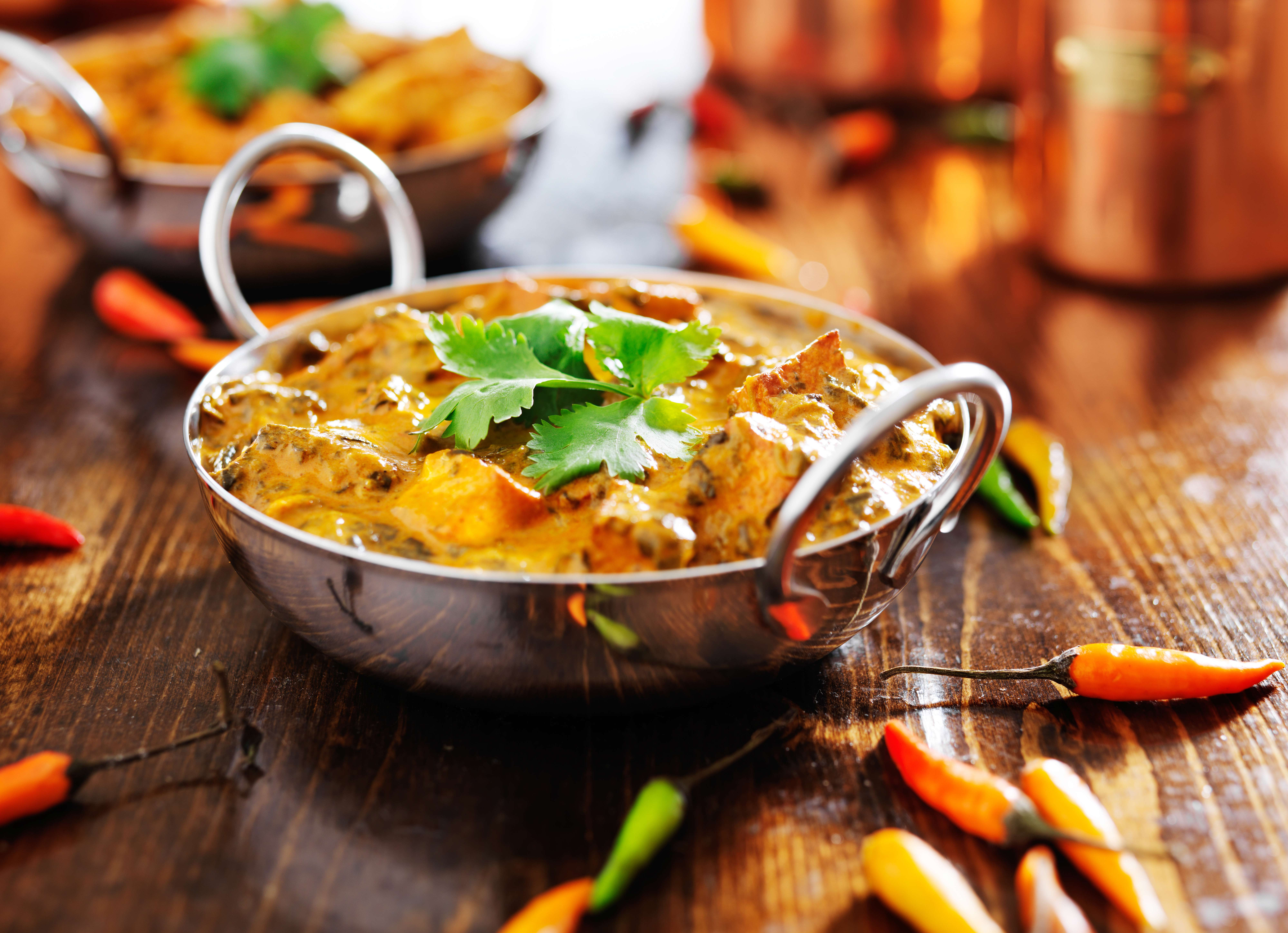 Authentic India Cuisine, India's must see