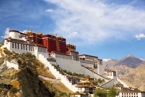 Potala Palace, Tibet, wendy wu