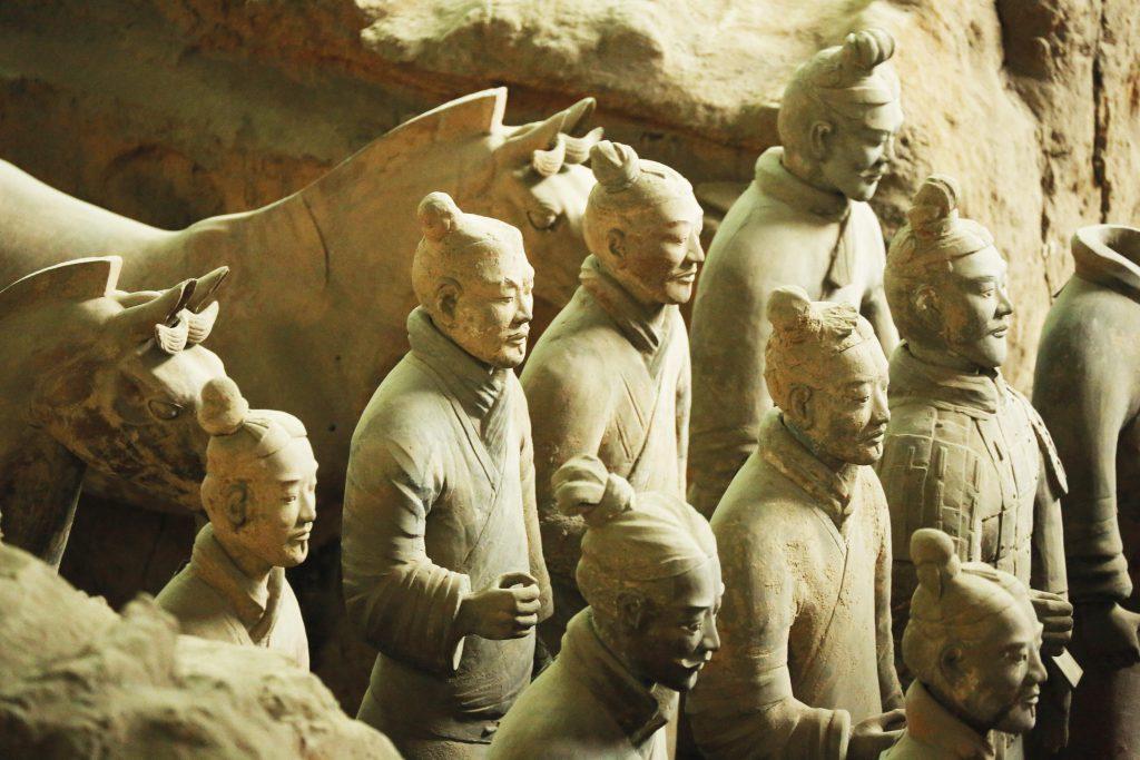 Terracotta Warriors, Xian, business class