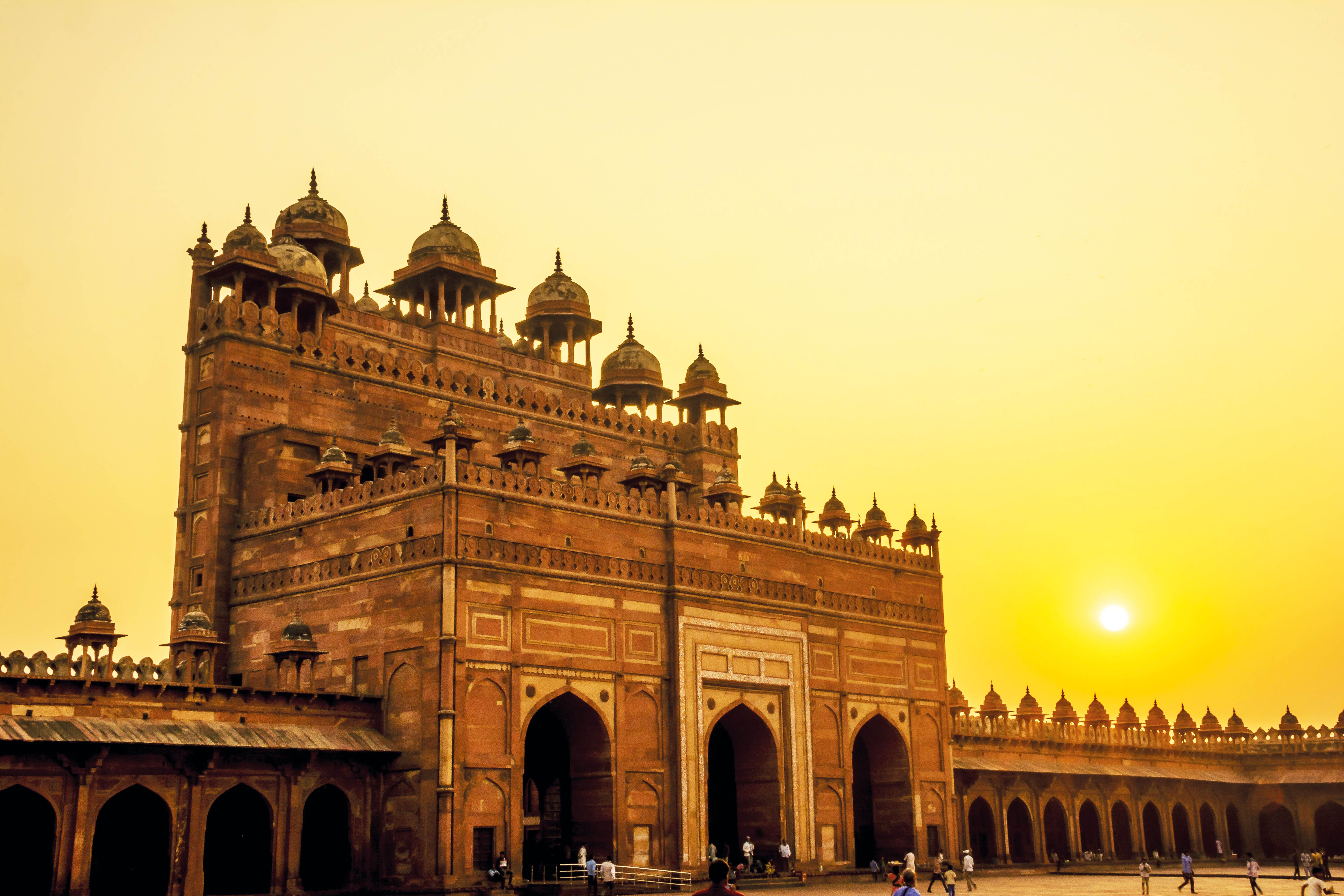 Fatehpur Sikri, india's must see