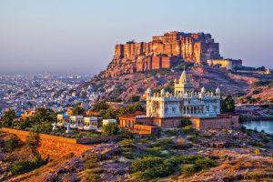 Mehrangharh Fort, india's must see