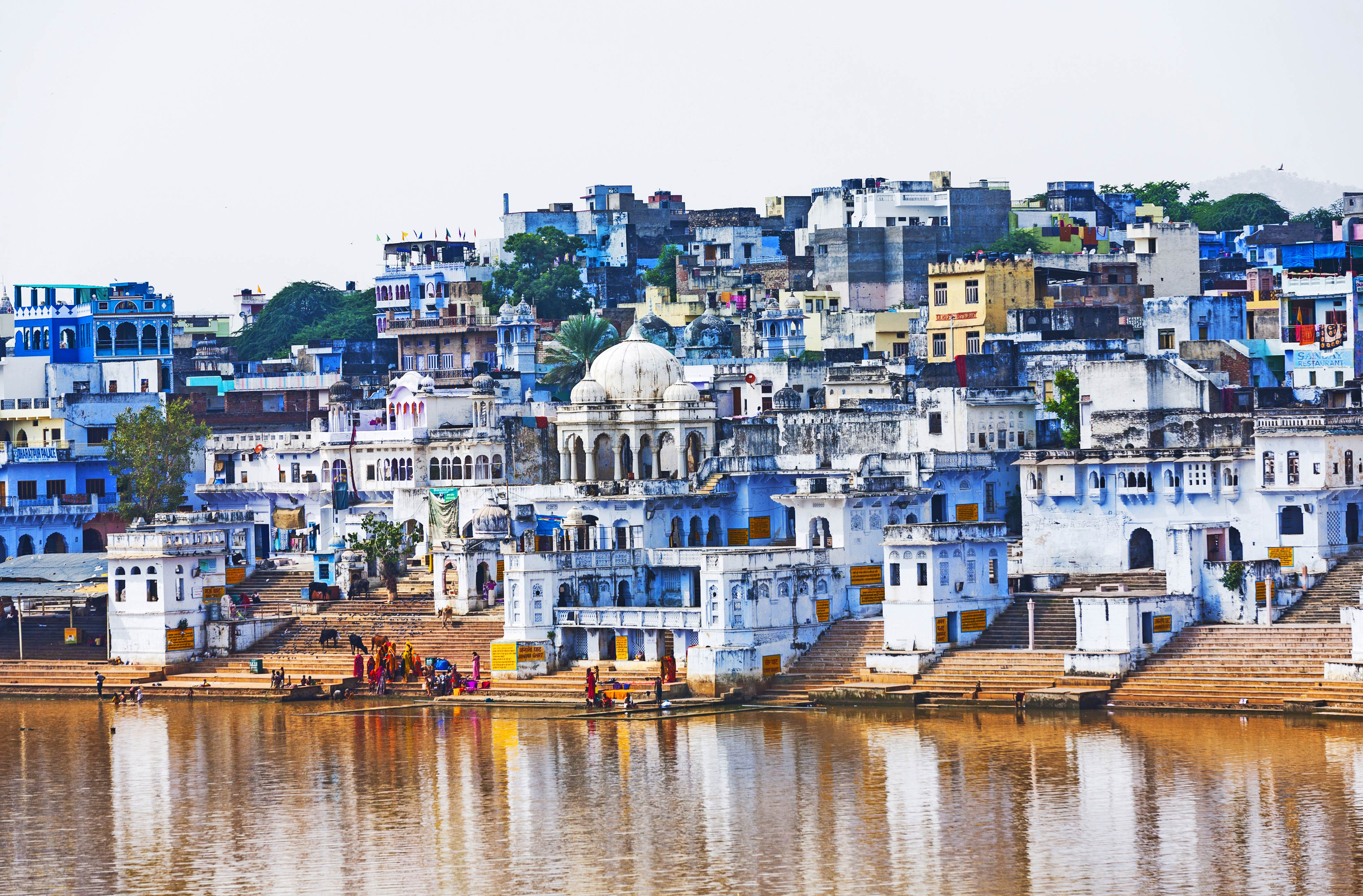 Pushkar Lake, india's must see