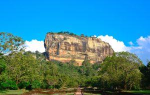 Sigirya Rock Fortress, discover sri lanka