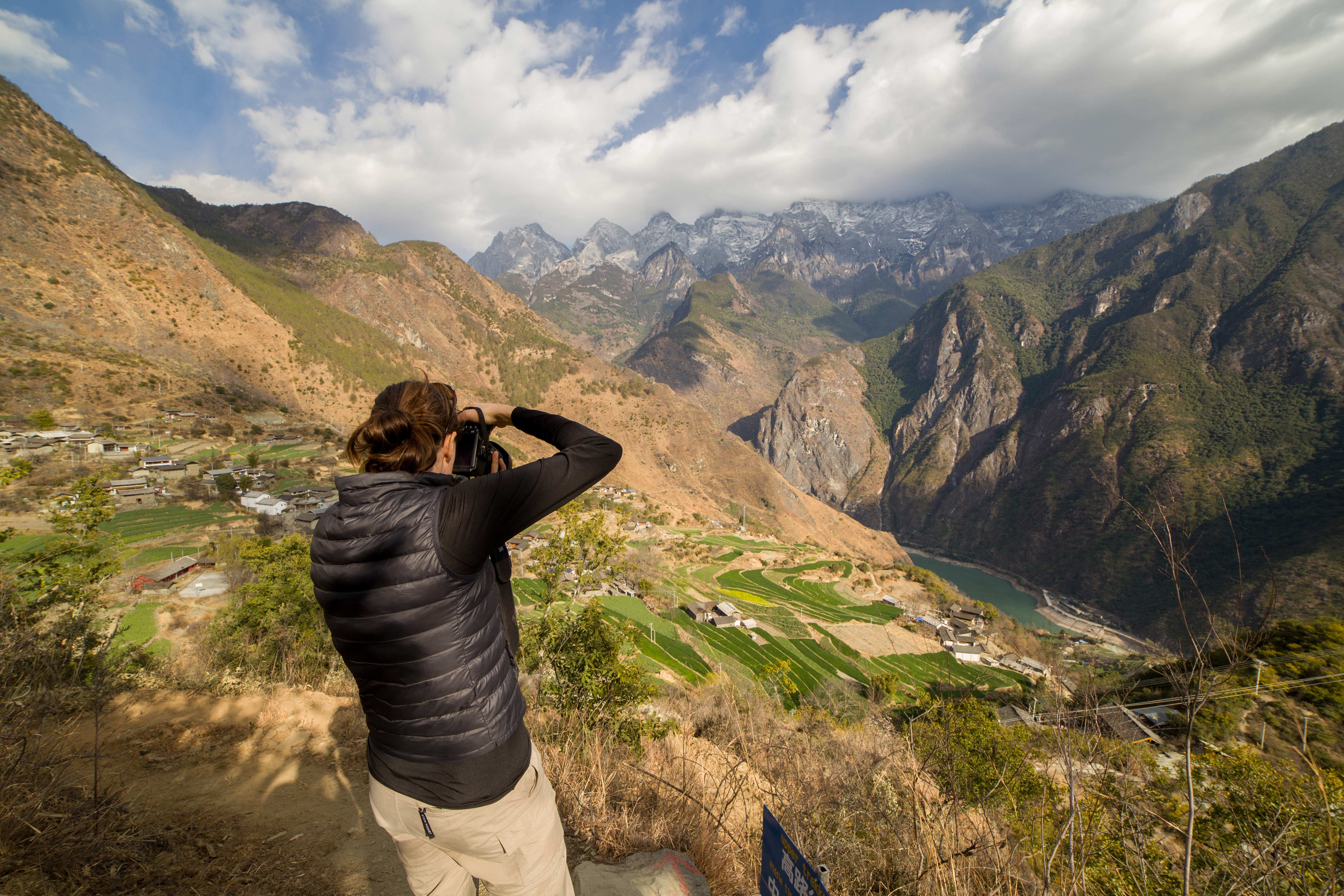 Tiger Leaping Gorge, travel photography