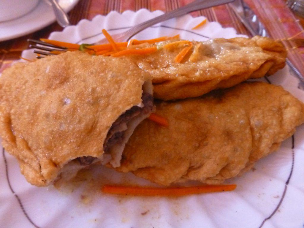 Khuushuur Dumplings, dumplings of asia