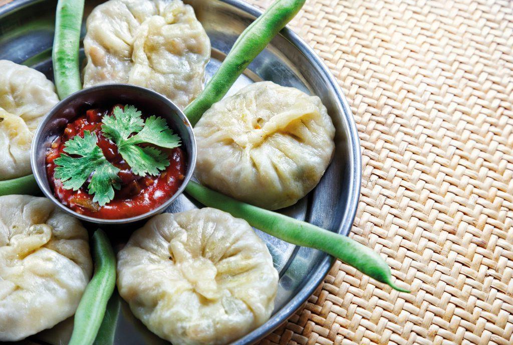 Momo, dumplings of asia