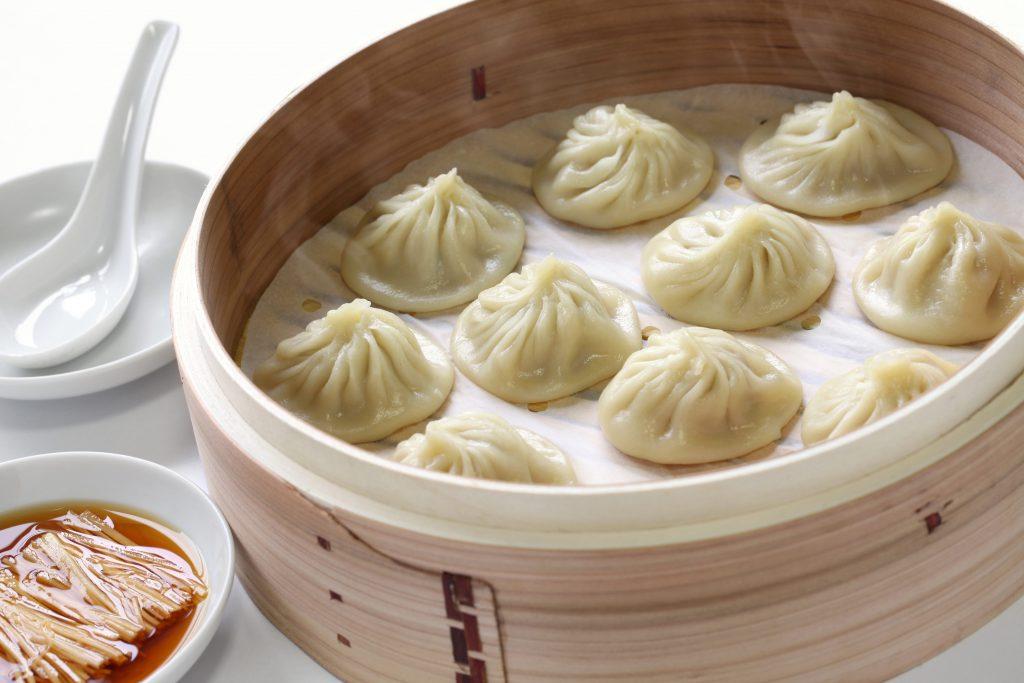 Shanghai's Xiao Long Bao - 'soup-dumplings', dumplings of asia