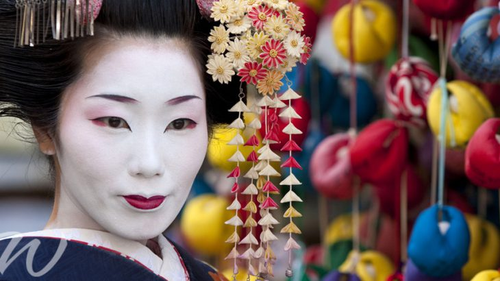 Geisha, Kyoto, traditional japan