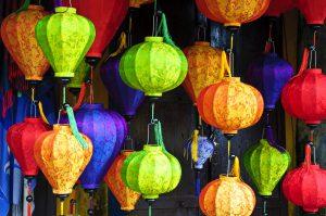 Lanterns in Hoi An, Asia
