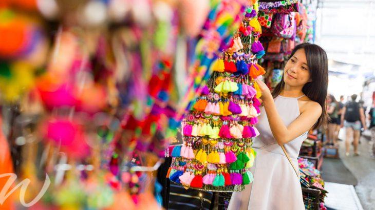 Market Stall Asia