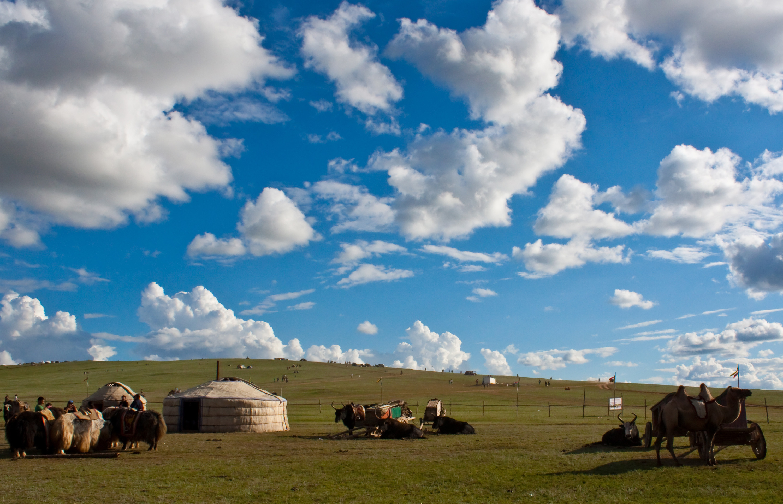 Mongolian Landscape, visit mongolia