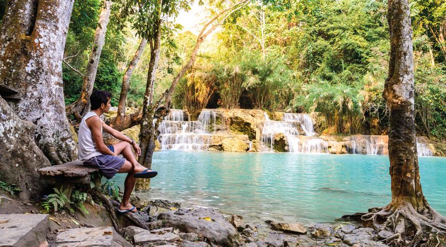Laos wellness tourism
